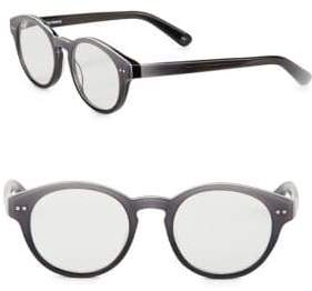 Corinne McCormack 44mm Harriet Rounded Sunglasses