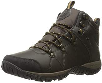 Columbia Women's Peakfreak Venture Mid Omni-Heat Waterproof Wide Hiking Boot $120 thestylecure.com