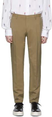 Paul Smith Khaki Gents Trousers