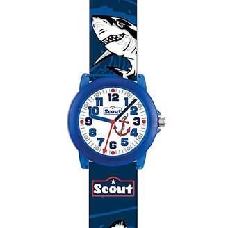 Scout Boys Analogue Quartz Watch with PU Strap 280305032