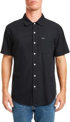 Brixton Charter Short Sleeve Button-Up Shirt
