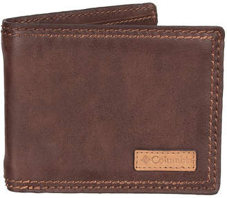 Columbia RFID Secure Passcase Wallet
