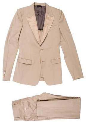 Dolce & Gabbana Silk-Blend Tuxedo