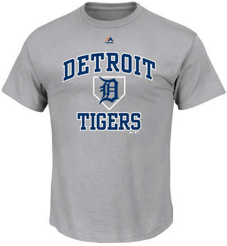 Majestic Men's Detroit Tigers Hit and Run T-Shirt