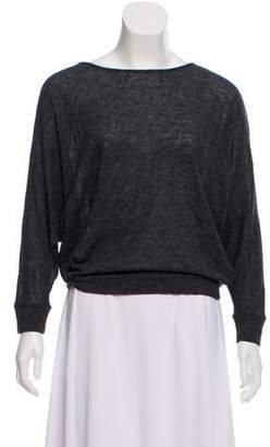 L'Agence Wool-Blend Sweater