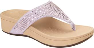 Vionic Slip-On Wedge Sandals - Naples