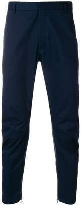 Lanvin ruched biker trousers