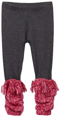 Mimi & Maggie Swedish Berries Leggings (Toddler, Little Girls, & Big Girls)