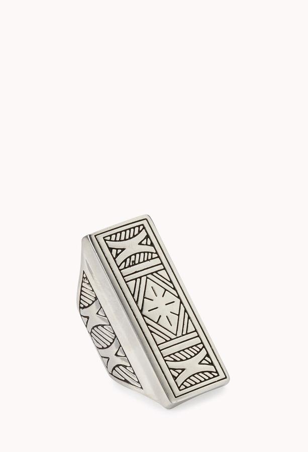 Forever 21 Folk Knuckle Ring
