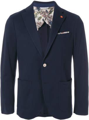 Manuel Ritz textured blazer
