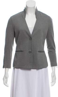 Alexander Wang Two-Button Knit Blazer