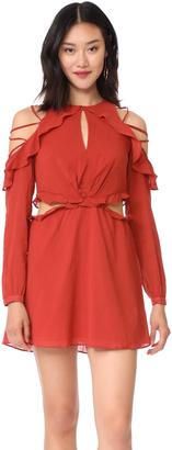 Red Carter Rhiannon Dress $220 thestylecure.com