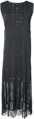 Pleats Please Issey Miyake A-Poc lace dress