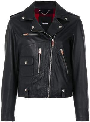 Diesel L-Morgan biker jacket