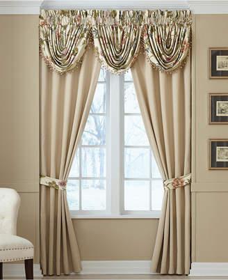 "Croscill Daphne 82"" x 84"" Pole Top Pair of Window Panels Bedding"