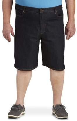 555 Turnpike Big Men's Athletic Fit Denim Short