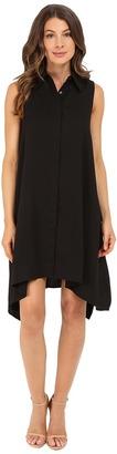 Christin Michaels Evelyn Trapeze Dress $84 thestylecure.com