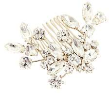 Caprice Brides and Hairpins Crystal Comb