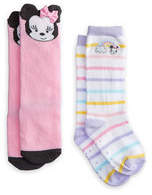 Minnie Mouse Socks for Baby – 2-Pack