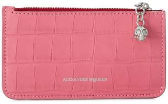 Alexander McQueen coin wallet