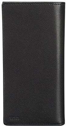 Men's Tumi 'Chambers' Leather Breast Pocket Wallet - Black $185 thestylecure.com