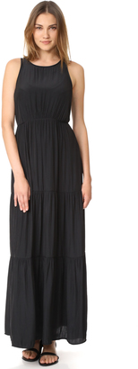 Splendid Tiered Maxi Dress $178 thestylecure.com