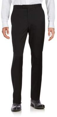 Kenneth Cole New York Wool-Blend Suit Separate Pants