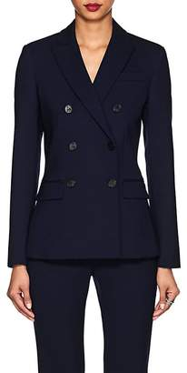Altuzarra Women's Indiana Virgin Wool Double-Breasted Blazer