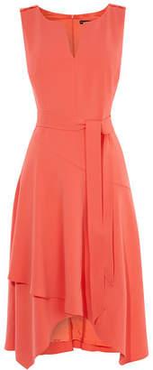 Karen Millen Flared Midi Dress