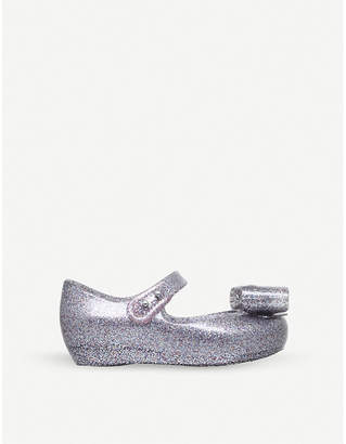 Mini Melissa Ultragirl bow-detail Mary Jane shoes 6 months – 7 years