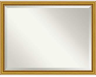 Amanti Art Rustic 20x26 Wall Mirror