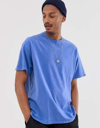 Vintage Supply t-shirt with logo in cobalt blue