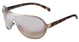 Calvin Klein Oversized Aviator Sunglasses