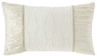 Dian Austin Couture Home Wedding Bliss Pieced Oblong Pillow