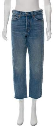 Levi's High-Rise Jeans