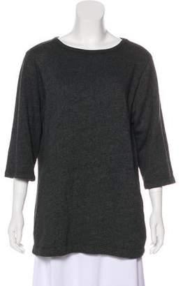Dries Van Noten Three-Quarter Sweater