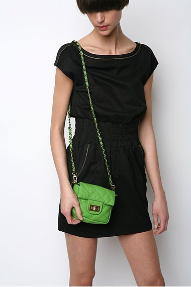 Deena & Ozzy Mini Quilted Bag