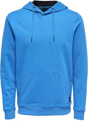 ONLY & SONS Cotton Blend Sweat Hoodie