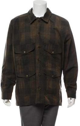 Filson Woven Field Jacket w/ Tags