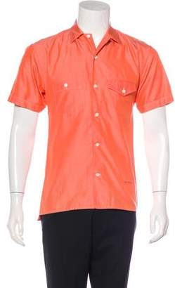 Marc Jacobs Woven Short Sleeve Shirt