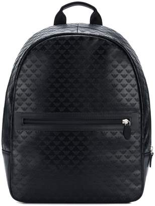 Emporio Armani regular shape backpack