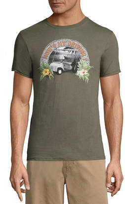 Island Shores Short Sleeve Graphic T-Shirt