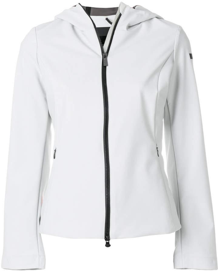Rrd puffer zipped jacket