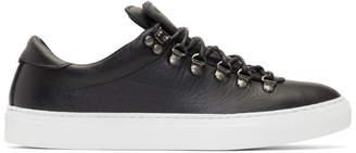 Diemme Black Marostica Low Sneakers