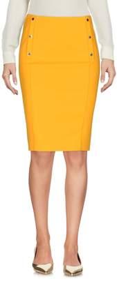 Patrizia Pepe Knee length skirts - Item 35353221LR