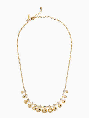 Kate Spade Golden girl mini necklace