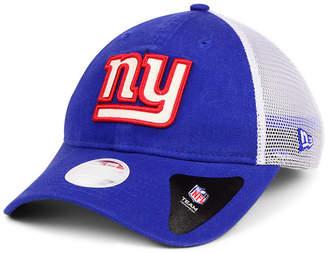 save off d0a4e 6dc37 ... where can i buy new era women new york giants trucker shine 9twenty cap  f8c57 fbf24