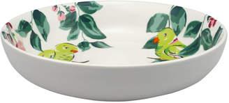 Cath Kidston Park Wildlife Parakeet Pasta Bowl