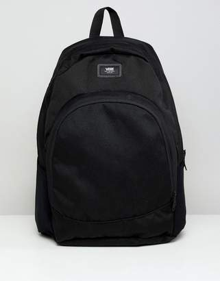 Vans Van Doren Backpack In Black VA36OSBLK