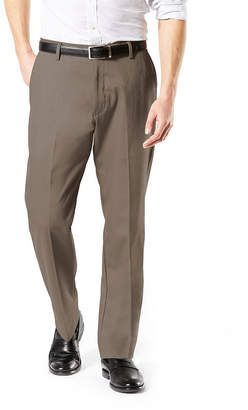 649e094a4a406 Dockers Classic Fit Signature Khaki Lux Cotton Stretch Pants D3